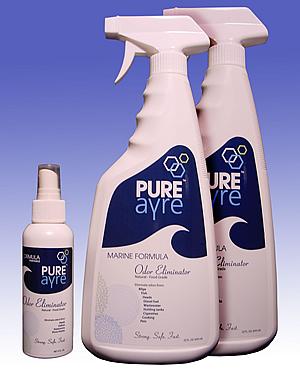 PureAyre Marine and Boat Odor Eliminator
